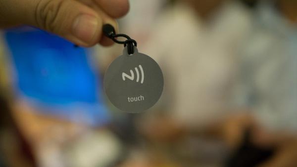 Trustpay giới thiệu công nghệ thanh toán Tap & Pay tại Vietnam Mobile Day 2016