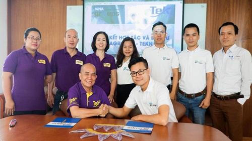 Công ty Vinagroups đầu tư 2,5 tỷ đồng để điện tử hóa Teknails